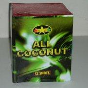 All coconut 12 shots