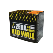 Zena Red Wall 24 shots