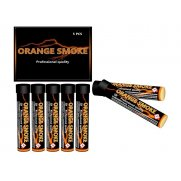 Orange Smoke 5 stuks