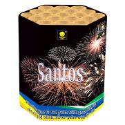 Brasil Santos 19 shots